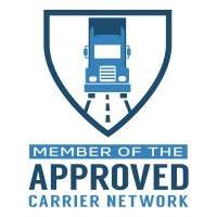 Member of the Approved Carrier Network logo